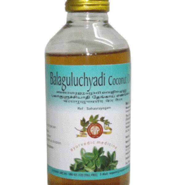 Arya Vaidya Pharmacy - Balaguluchyadi Coconut Oil