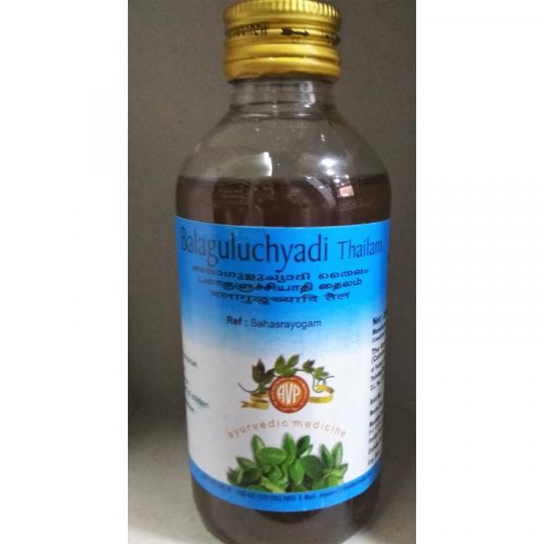 Arya Vaidya Pharmacy - Balaguluchyadi Thailam