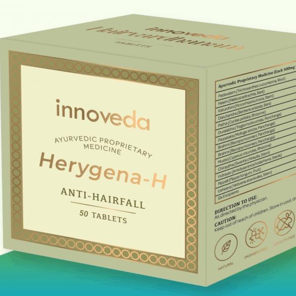 Innoveda - Herygena-H Tablets