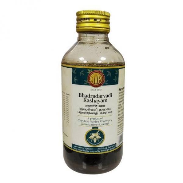 Arya Vaidya Pharmacy - Bhadradharvadi Kashayam