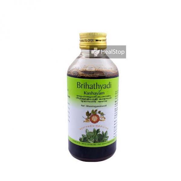 Arya Vaidya Pharmacy - Brihathyadi Kashayam