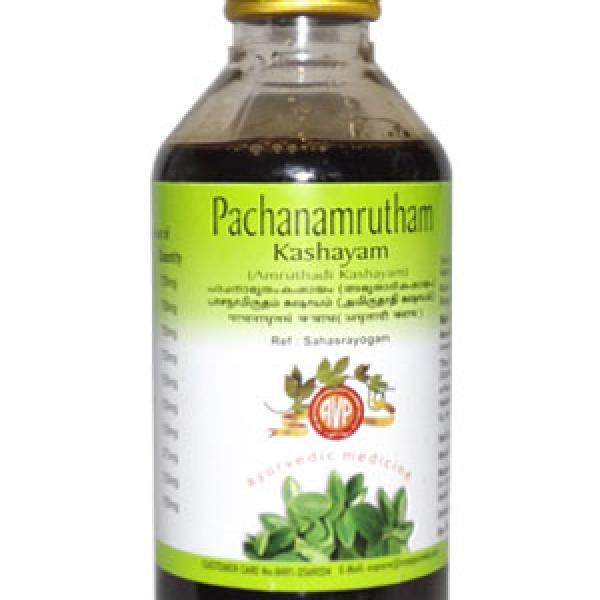 Arya Vaidya Pharmacy - Pachanamrutham Amruthadi Kashayam