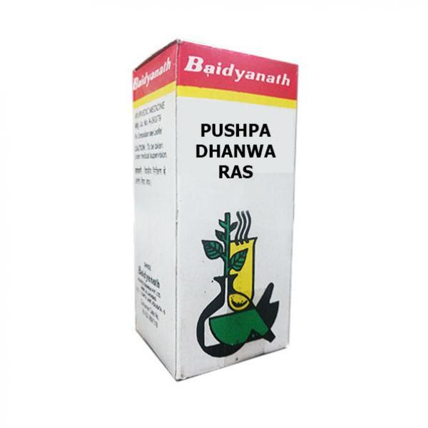 Baidyanath - Pushpadhanwa ras