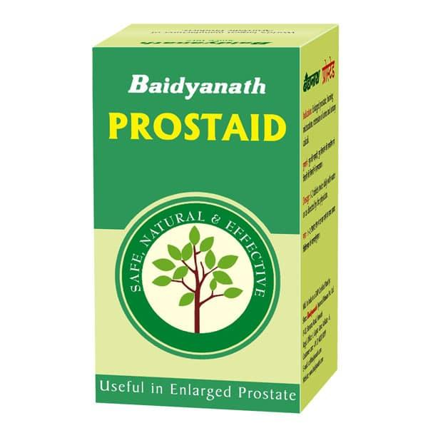 Baidyanath - Prostaid Tab