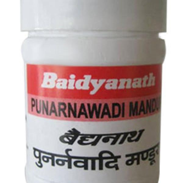 Baidyanath - Punarnavadi Mandoor