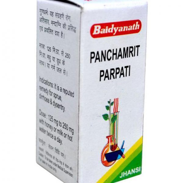 Baidyanath - Panchamrut Parpati