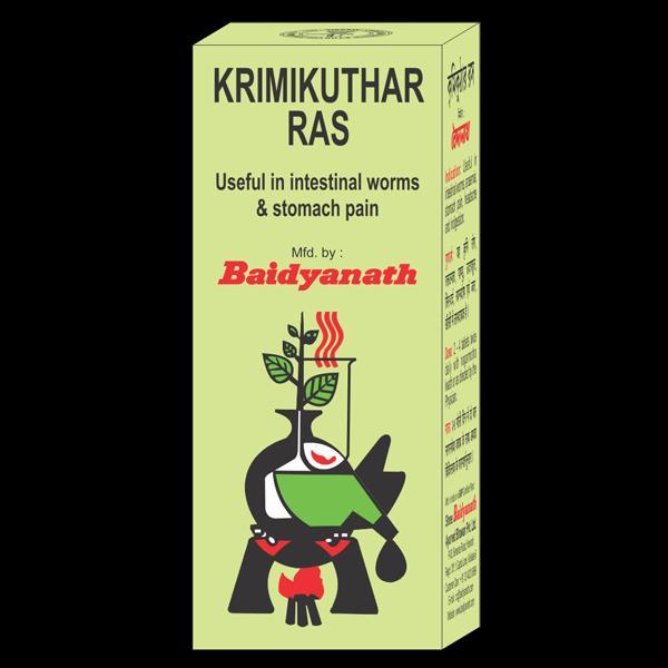 Baidyanath - Krimikuthar Ras
