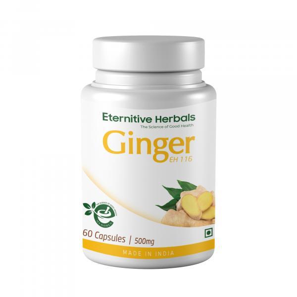 Eternitive Herbals - Ginger Capsule