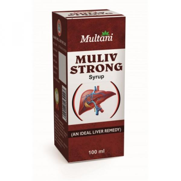 Multani - Muliv Strong Syrup
