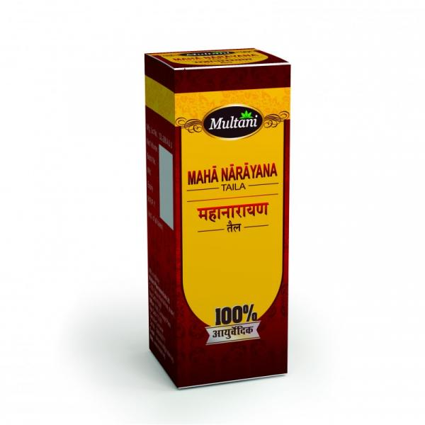 Multani - Mahanarayan Taila
