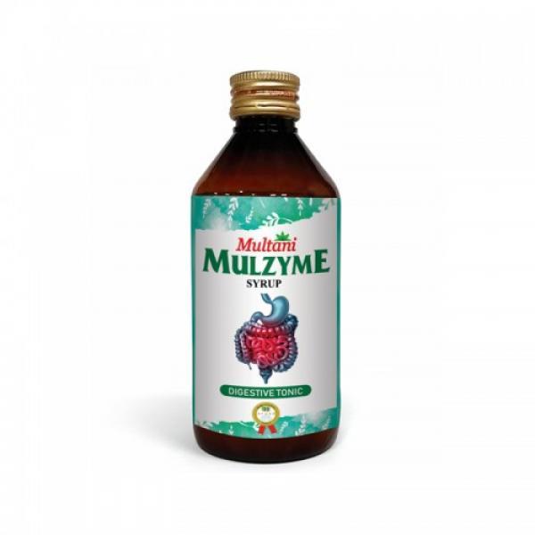 Multani - Mulzyme Syrup