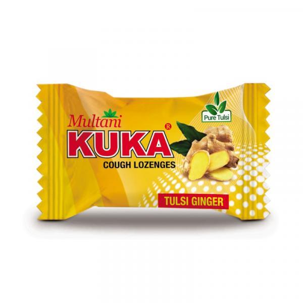 Multani - Kuka Cough Lonzenges (Tulsi Ginger)