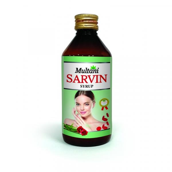 Multani - Sarvin Syrup