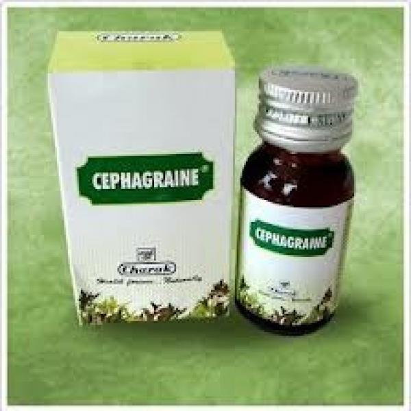 Charak - Cephagraine Nasal Drops