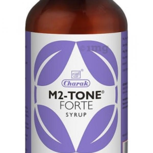 Charak - M2 - Tone Forte Syrup