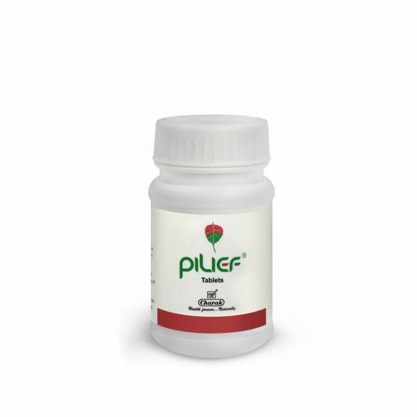 Charak - Pilief Tablets