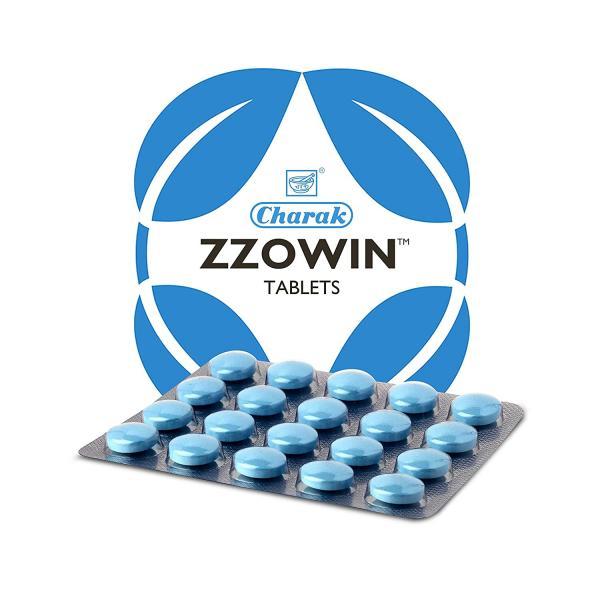 Charak - Zzowin Tablets