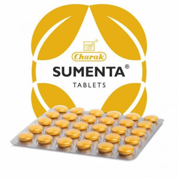 Charak - Sumenta Tablets