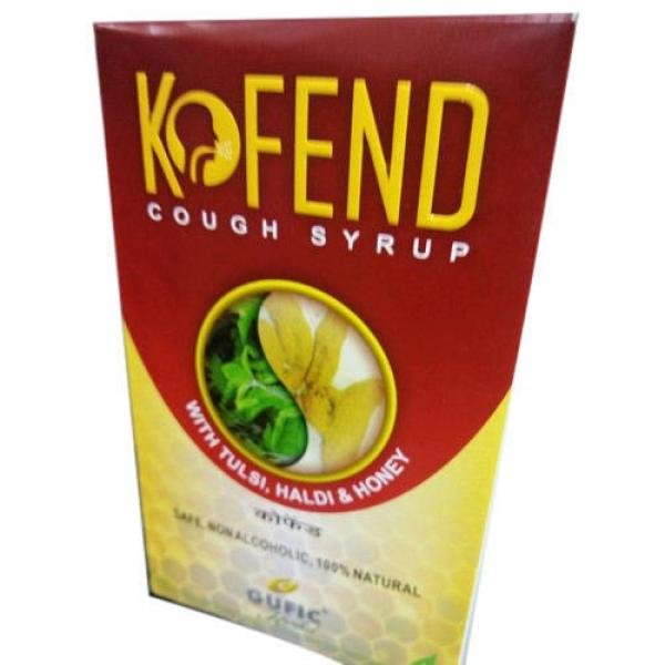 Gufic - Kofend Cough Syrup