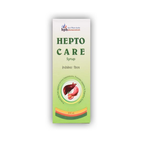 SN Herbals - Hepatocare Syrup
