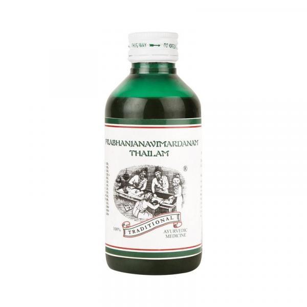 Kairali - Prabhanjanavimardanam Thailam (Ayurvedic Therapeutic Oil for Rheumatic Pains, Arthritis & Gout)