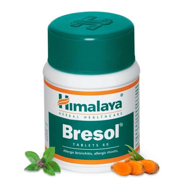 Himalaya - Bresol Tablets