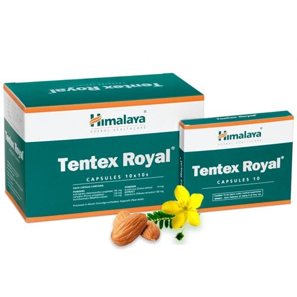 Himalaya - Tentex Royal Capsules