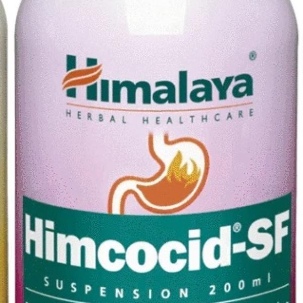 Himalaya - Himcocid-SF-Mint Flavour