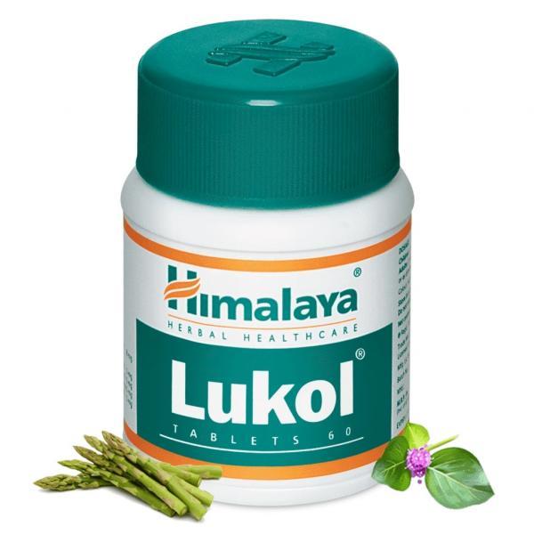 Himalaya - Lukol Tablets