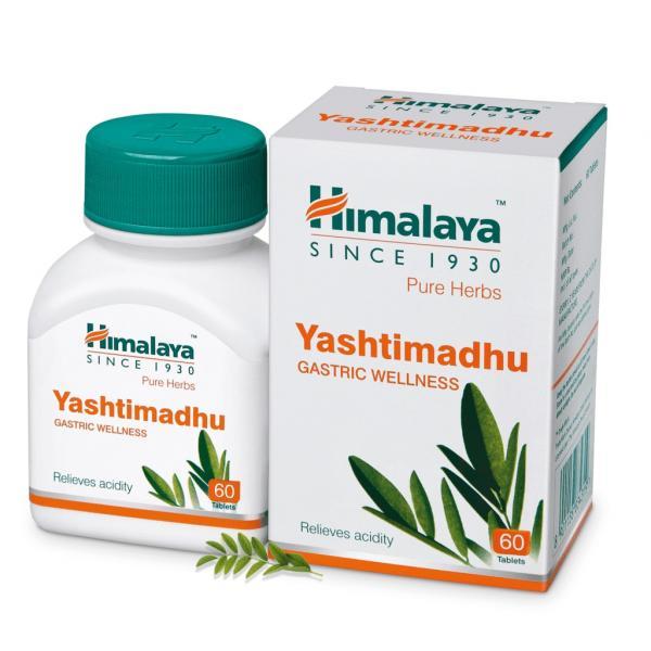 Himalaya - Yashtimadhu Tablets