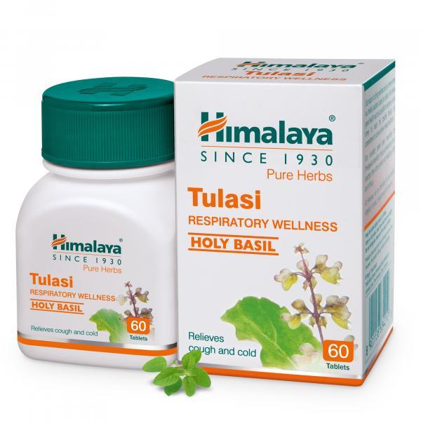 Himalaya - Tulasi Tablets (Respiratory Wellness)