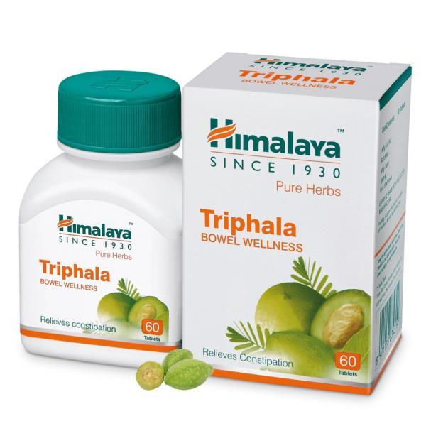 Himalaya - Triphala Tablets (Bowel Wellness)