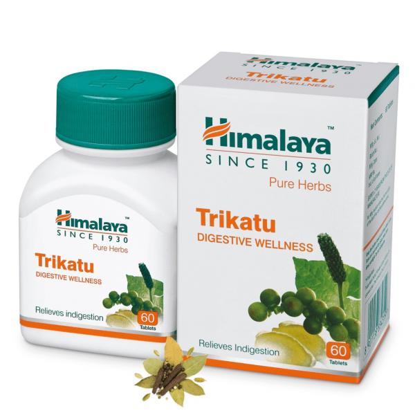 Himalaya - Trikatu Tablets (Digestive Wellness)