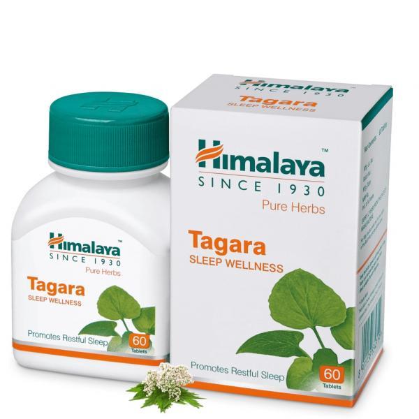 Himalaya - Tagara Tablets (Sleep Wellness)