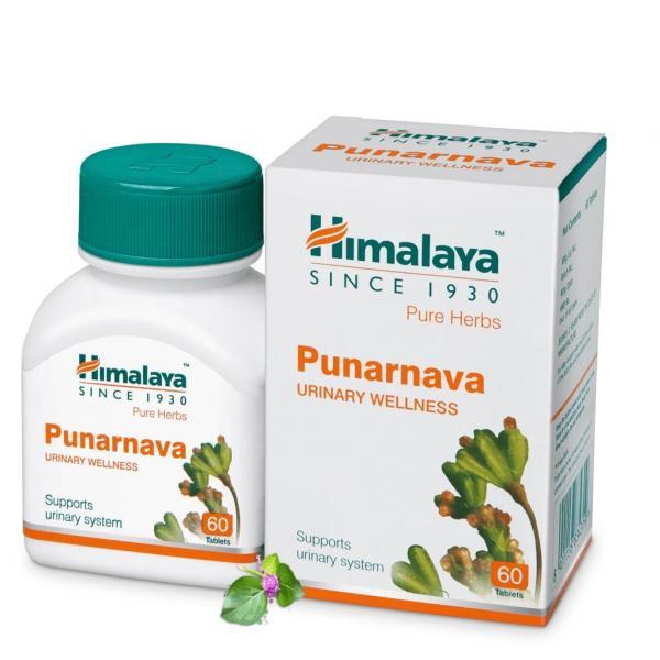 Himalaya - Punarnava Tablets
