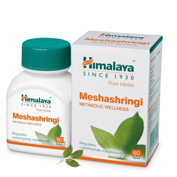Himalaya - Meshashringi Tablets (Metabolic Wellness)