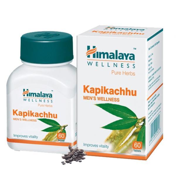 Himalaya - Kapikachhu Tablets (Men's Wellness)