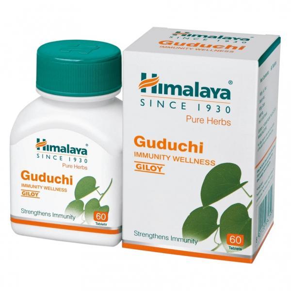 Himalaya - Guduchi Tablets (Immunity Wellness)