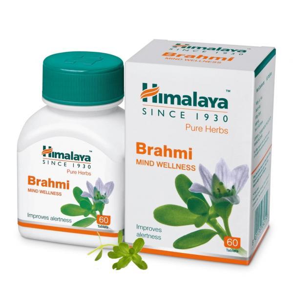 Himalaya - Brahmi Tablets (Mind Wellness)