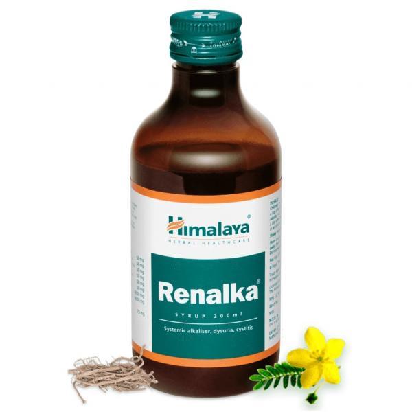 Himalaya - Renalka Syrup