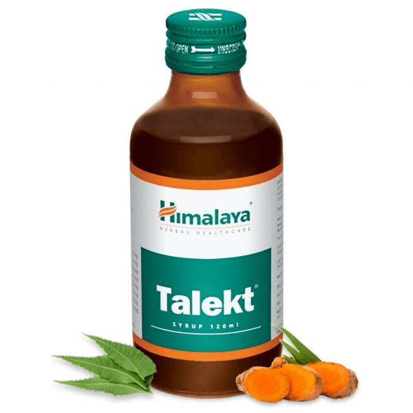 Himalaya - Talekt syrup