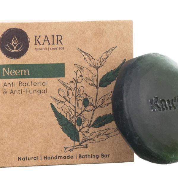 Kairali - Neem Herbal Antibacterial and Antifungal Soap