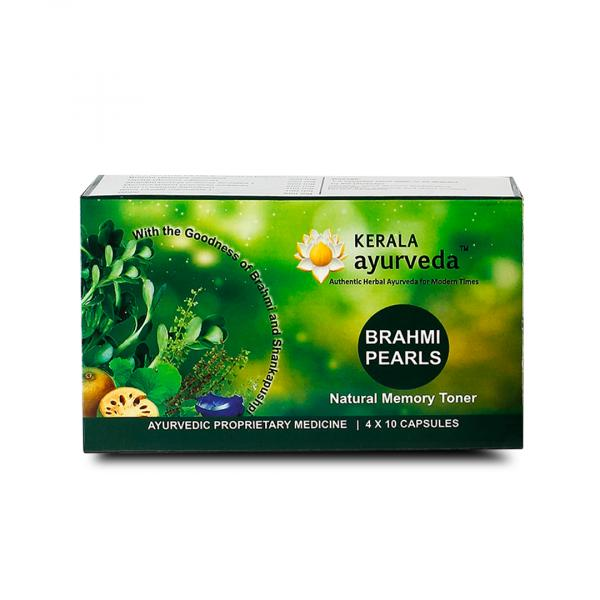 Kerala Ayurveda - Brahmi Pearls