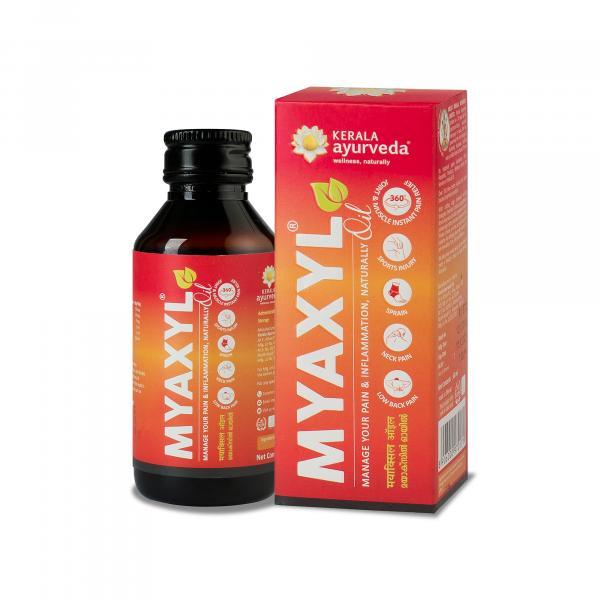 Kerala Ayurveda - Myaxyl Oil