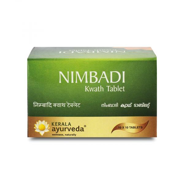 Kerala Ayurveda - Nimbadi Kwath Tablet