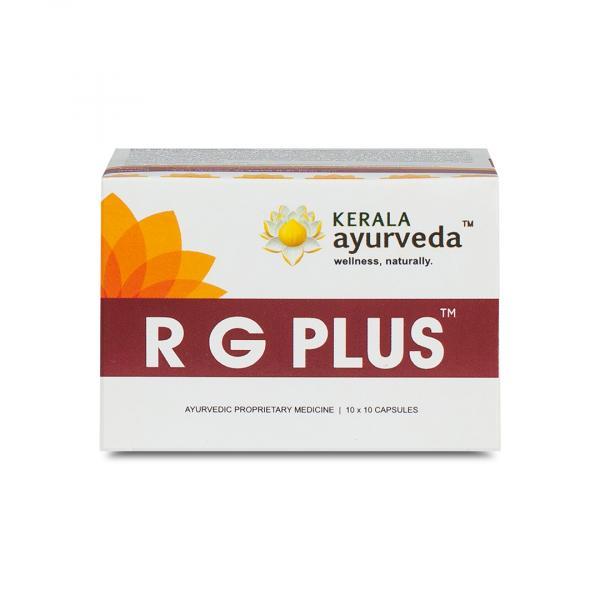 Kerala Ayurveda - RG-Plus