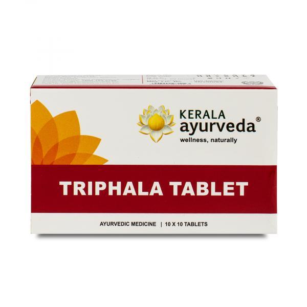 Kerala Ayurveda - Triphala Tablet