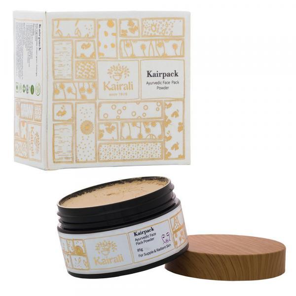 Kairali - Kairpack (Ayurvedic Face Pack for Supple & Radiant Skin)