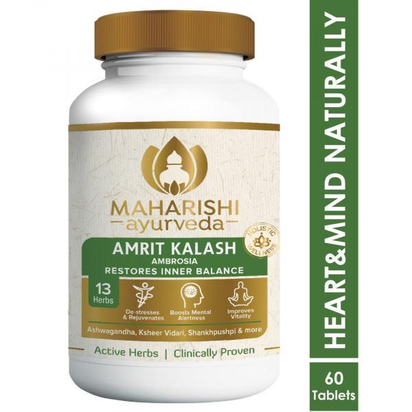 Maharshi Ayurveda - Amrit Kalash Tablets - 5