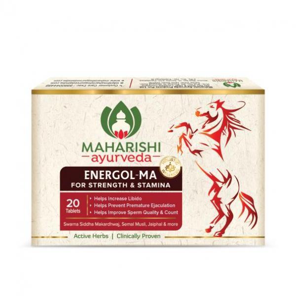 Maharshi Ayurveda - Energol-Ma